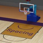 Logotipo de grupo de Spacing
